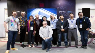 تُقام في منصة زين للإبداع (ZINC)  للعام الرابع على التوالي