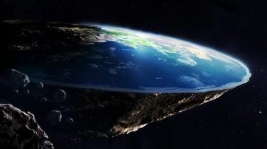 عودة الجدل الأرض كروية أو مسطحة