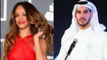 انفصال الملياردير السعودي عن النجمة ريهانا