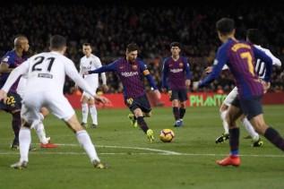 رفض تدريب برشلونة
