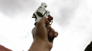 تباعد اجتماعي بالمسدس